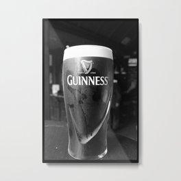 Guinness Metal Print