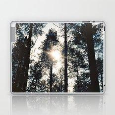 A glimpse of sun... Laptop & iPad Skin