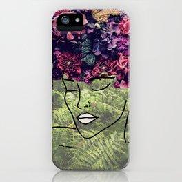Flores Salvajes (Wild Flowers) iPhone Case