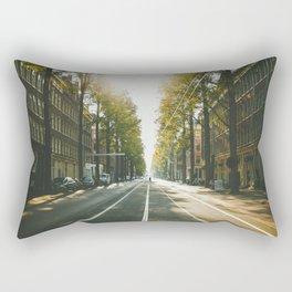 Amsterdam City Rectangular Pillow