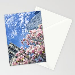 Uni dans le Temps Stationery Cards