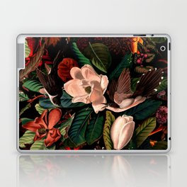 FLORAL AND BIRDS XIV Laptop & iPad Skin