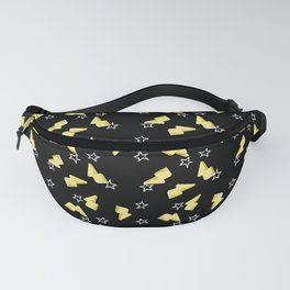 Stars & Bolts Fanny Pack
