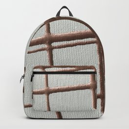 Miniature Original - rose gold Backpack