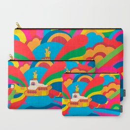 Yellow Submarine Carry-All Pouch