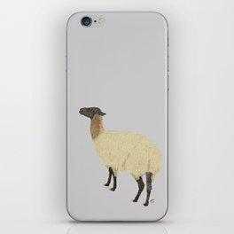 Viola the Llama iPhone Skin