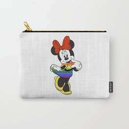 Pride Minnie Carry-All Pouch