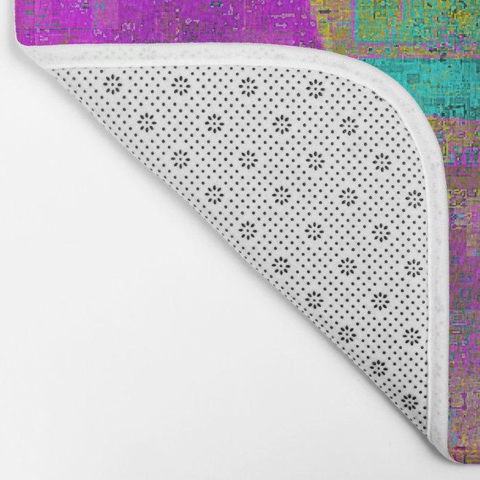 digital culture 1 Bath Mat