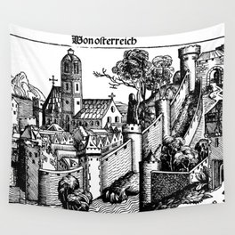 Steyr Wall Tapestry