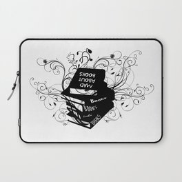 Mad About Books Laptop Sleeve