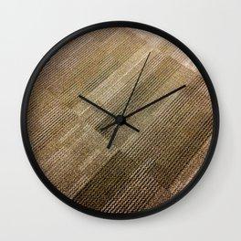 Carpet Pattern Wall Clock