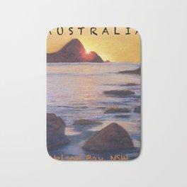 Poster Nelson Bay Bath Mat