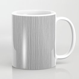 Platinum Lines Never Fail - Dark Gray Coffee Mug