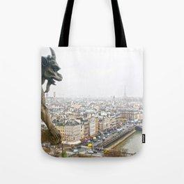 Notre Dame II Tote Bag