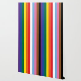 ALL THE COLORS OF LGBTQI+ QUEER COLOUR STORY UNITY Wallpaper