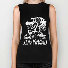 Dr.know killing hunt Biker Tank