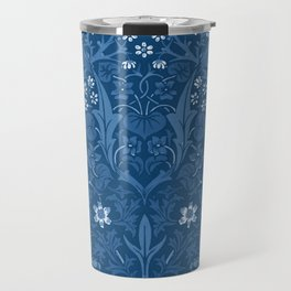 "William Morris ""Blackthorn"" 6. Travel Mug"