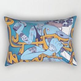 Gang of the Ruthless Animals Rectangular Pillow