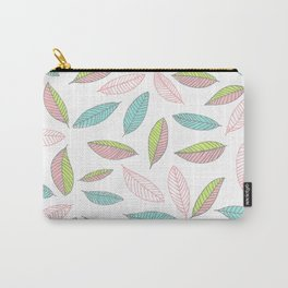 Bright Falling Leaves Carry-All Pouch