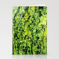 moss Stationery Cards featuring Moss by kirstenariel
