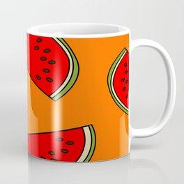 Melon fruit pattern Coffee Mug