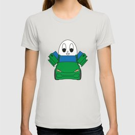 Luxury-Car Egg T-shirt