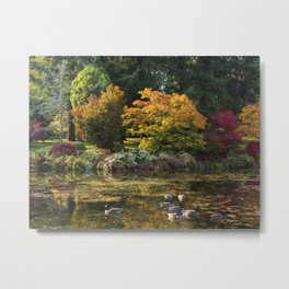 Delicious Autumn - Autumn Art Metal Print