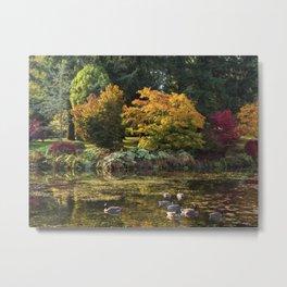 Delicious Autumn - Autumn Art Metal Print
