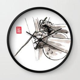 "Capoeira 482 ""Berimbau"" Wall Clock"