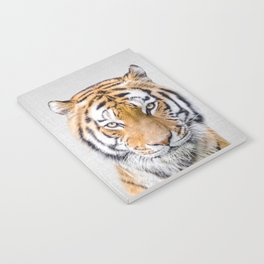 Tiger - Colorful Notebook