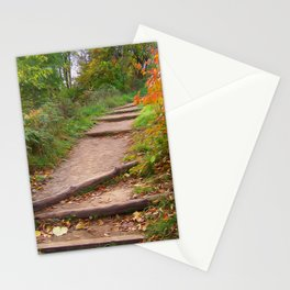 Autumn Trails Stationery Cards