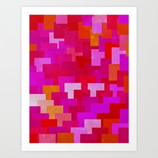 SPENCER Art Print