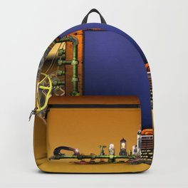 Archi W Bechlenberg - Gumby 2500 Computer Backpack