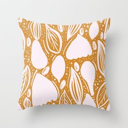 Sprout Throw Pillow