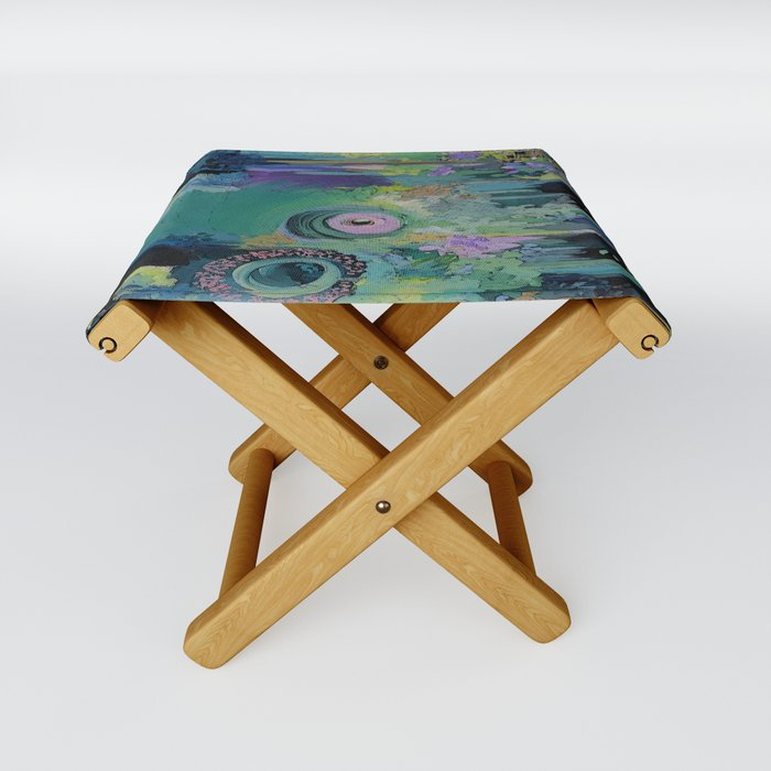 Memory of a song at Midnight Folding Stool