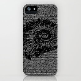 Chaos is Order iPhone Case