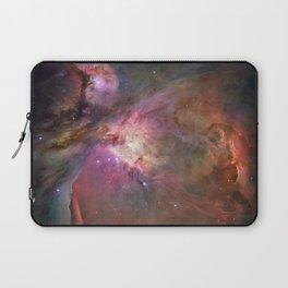 Orion Nebula M42, NGC 19 (High Quality) Laptop Sleeve