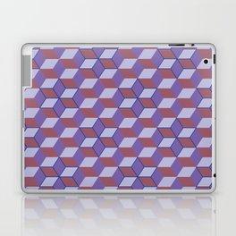 Cubes and stars Laptop & iPad Skin