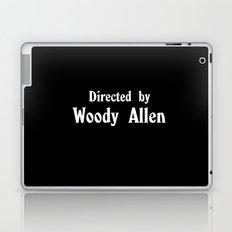Directed By Woody Allen Laptop & iPad Skin