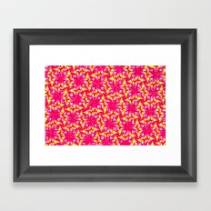 Garish  Framed Art Print