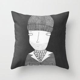 Joel Barish Throw Pillow