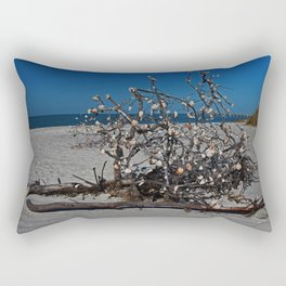 Bounty on Gasparilla Island Rectangular Pillow