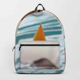 Cat by Giovanna Gomes Backpack