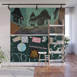 Gentrify Wall Mural