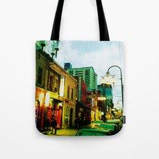 Chinatown Colour Tote Bag