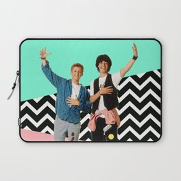 Bill and Ted Laptop Sleeve