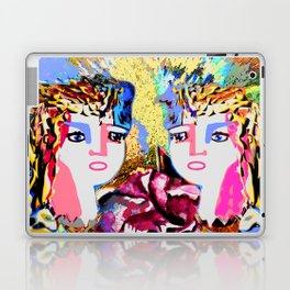 Girl Friends Laptop & iPad Skin