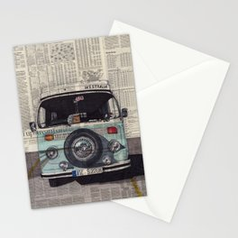 Westfalia No.1 Stationery Cards