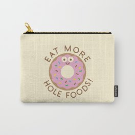 Do's and Donuts Carry-All Pouch