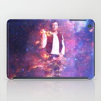 han solo iPad Cases featuring Han Solo by MaNia Creations